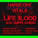 Lifeblood Label