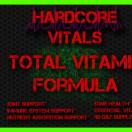 Total Vitamin Formula Label